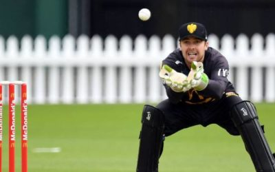 After several false starts, Tom Blundell ready to take Black Caps wicketkeeping hot seat
